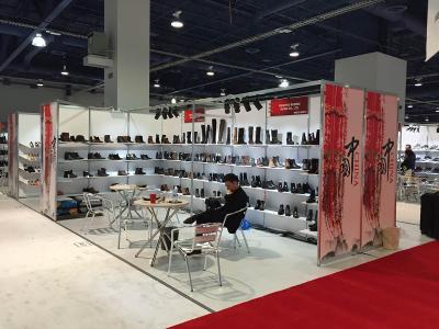 2016年2月拉斯春季鞋展